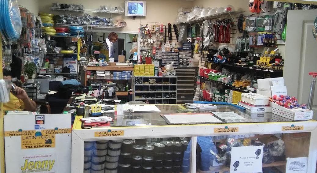 Latin Tools Sales Parts Repairs Charlotte Nc